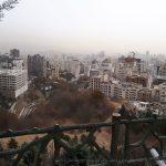 تصاویر بام تهران برای پس زمینه