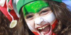 دانلود عکس تیم ملی فوتبال ایران در آسیا با کیفیت پس زمینه