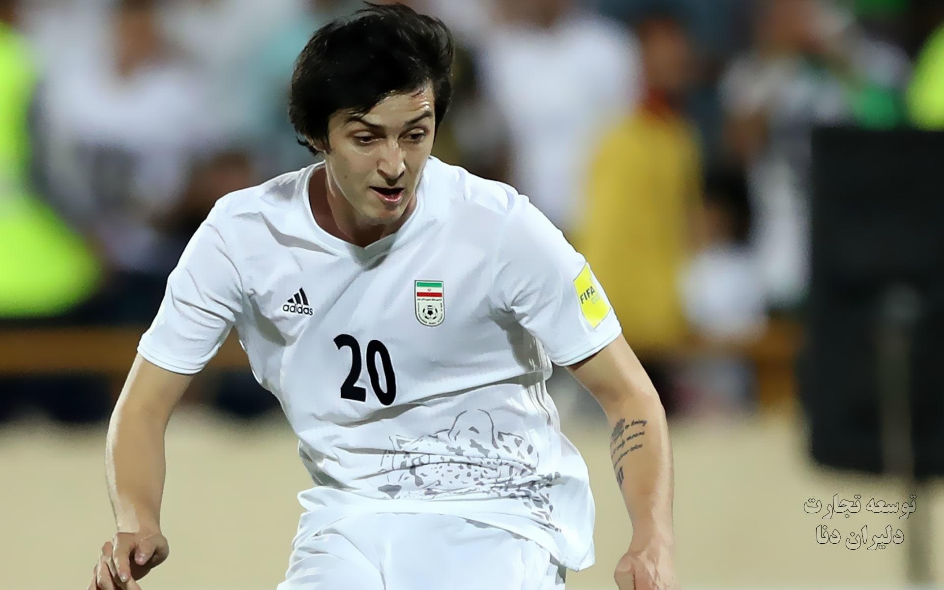 تصاویر با کیفیت تیم ملی فوتبال ایران برای پس زمینه 10