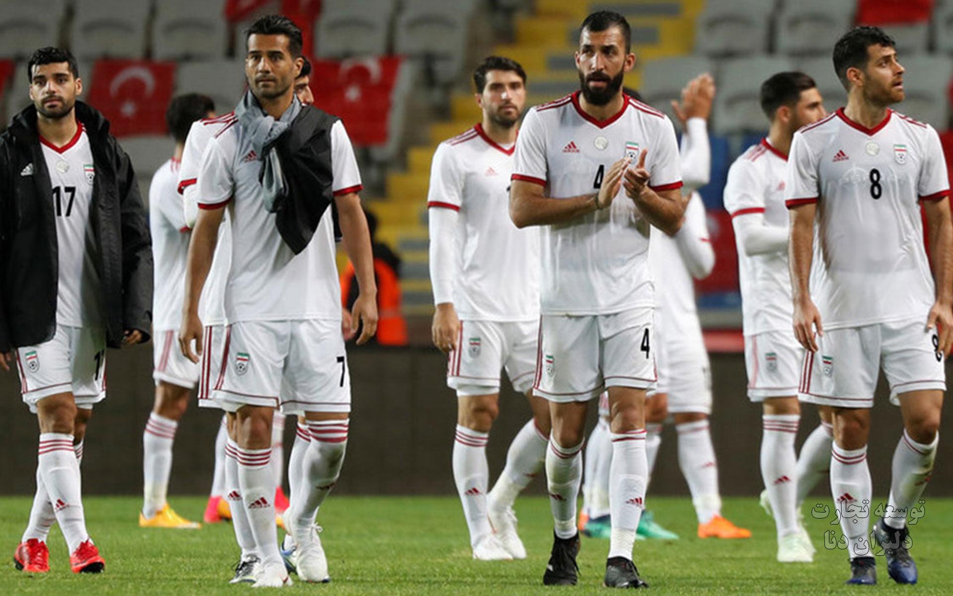 تصاویر با کیفیت تیم ملی فوتبال ایران برای پس زمینه 13