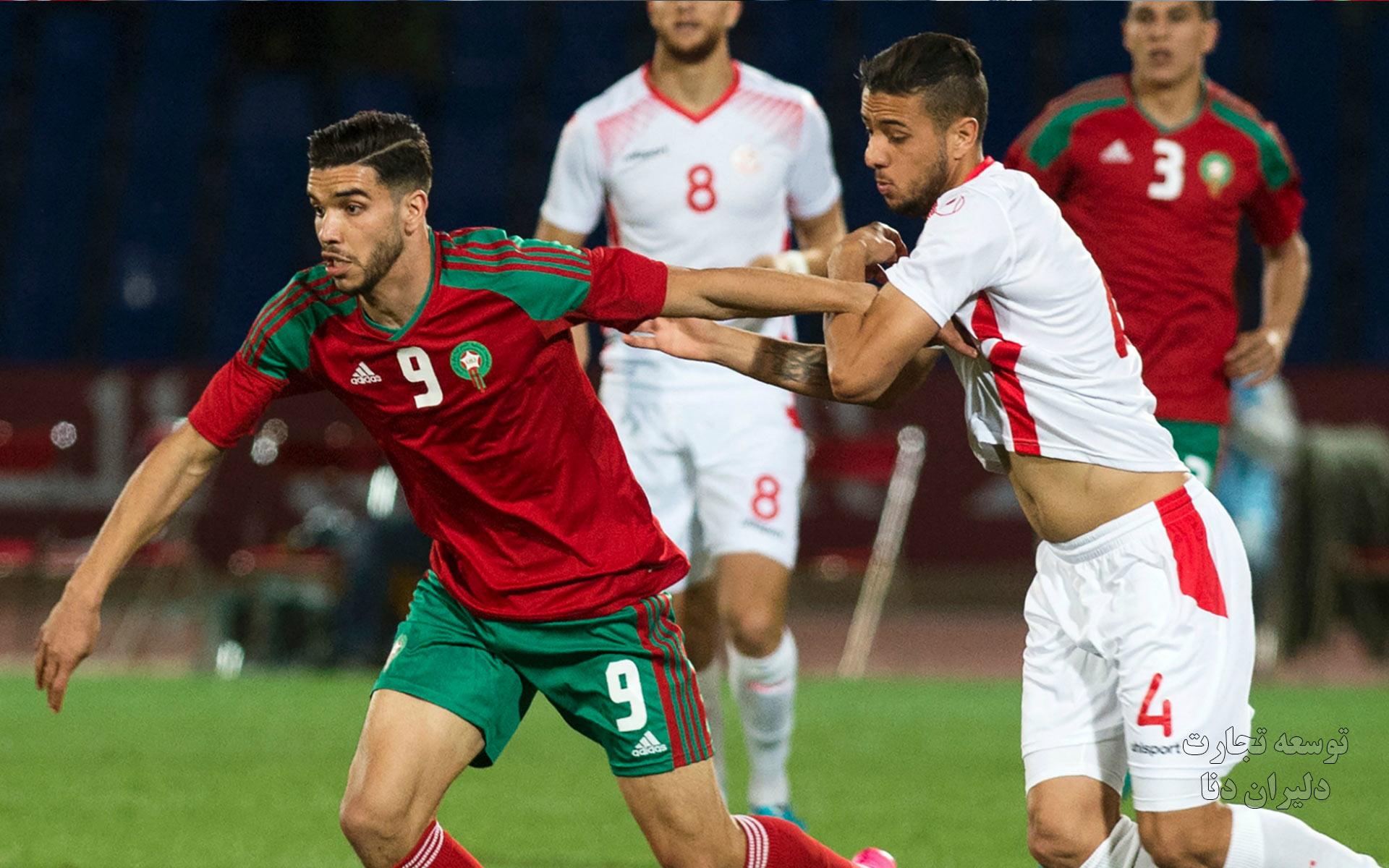 تصاویر با کیفیت تیم ملی فوتبال ایران برای پس زمینه 8